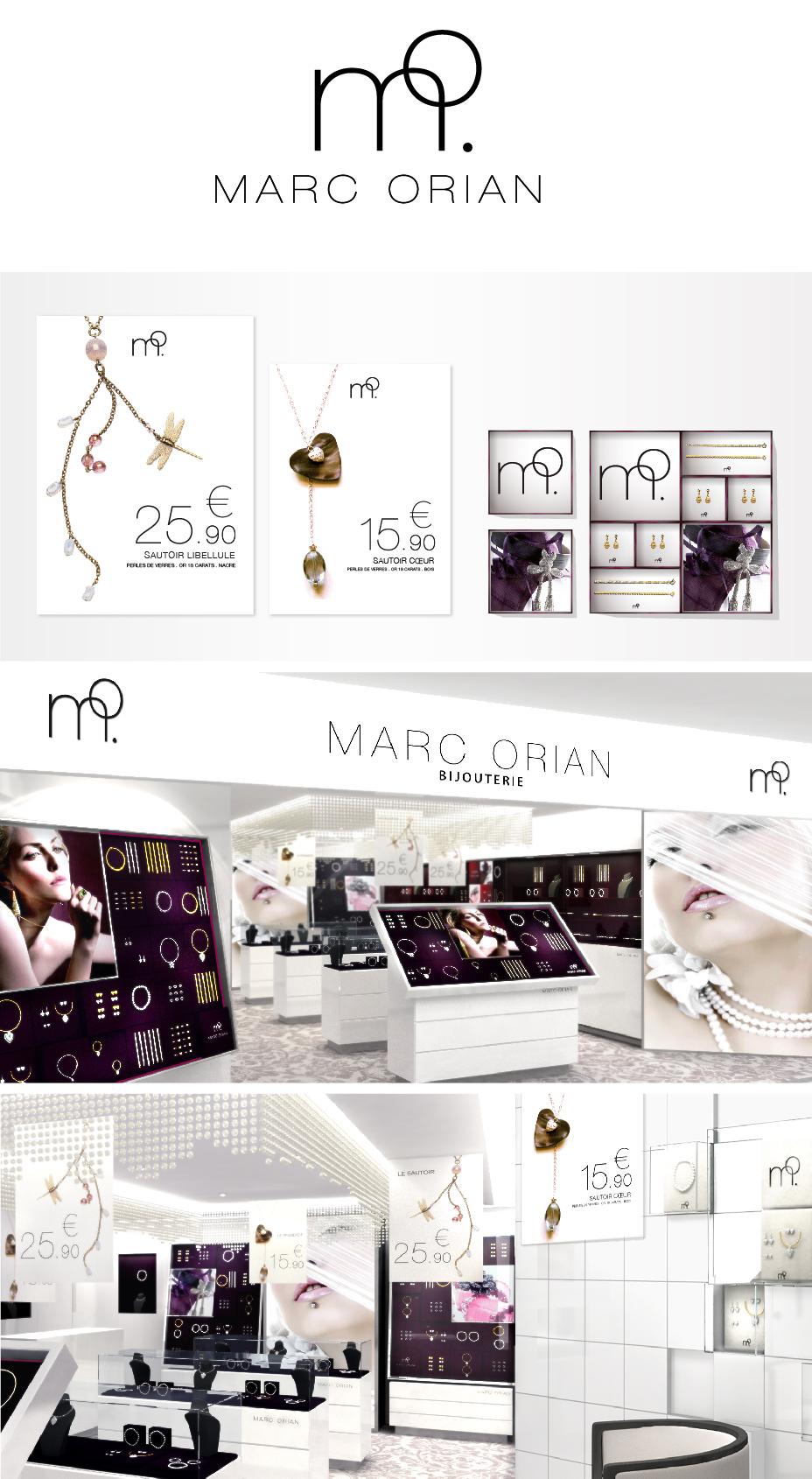 10 RETAIL MARC ORIAN